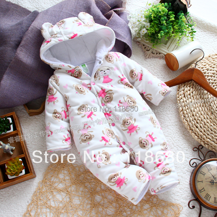 retail new 2014 autumn winter romper baby clothing polar. Black Bedroom Furniture Sets. Home Design Ideas