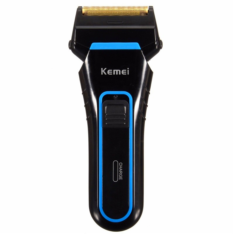 New Arrival Professional Kemei 2 Heads Electric Shaver Reciprocate Rechargeable Man Shaver Electric Shaving Razors Face Care(China (Mainland))