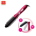 KIKI BEAUTY WORLD FOLDABLE HAIR CURLER Wiith Brush HAIR STYLING TOOL