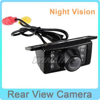 Waterproof Reversing Backup Camera IR LED Night Car Rear View Camera Wide Viewing Angle