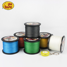 500M Goture Brand Super Strong Japan Multifilament PE Braided Fishing Line 15 22 30 50 70 100LB