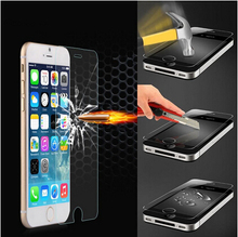 2.5D 9H 0.33mm Premium Tempered Glass Screen Protector for iphone 6 4.7inch Protective Film Wholesale with Retail Box 10pcs/lot