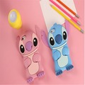 Hot Sale Fashion Cartoon 3D Stitch Soft Silicone Phone Case For iphone All For Samsung Galaxy