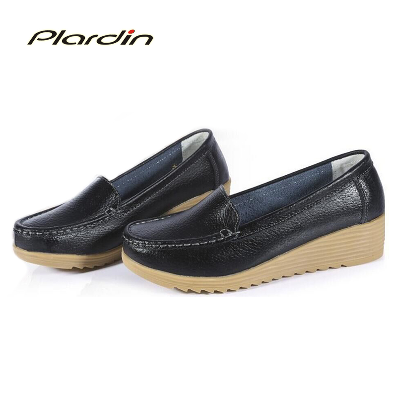women shoes 2014 summer women genuine leather shoes handmade gommini women flats sweet round toe casual all-match four seasons<br><br>Aliexpress