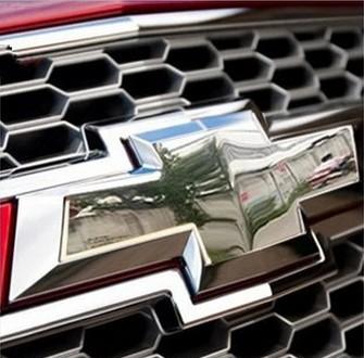 Гаджет  2pcs/lot sedan stainless steel front back logo sticker,3d sticker for Chevrolet Cruze accessories None Автомобили и Мотоциклы