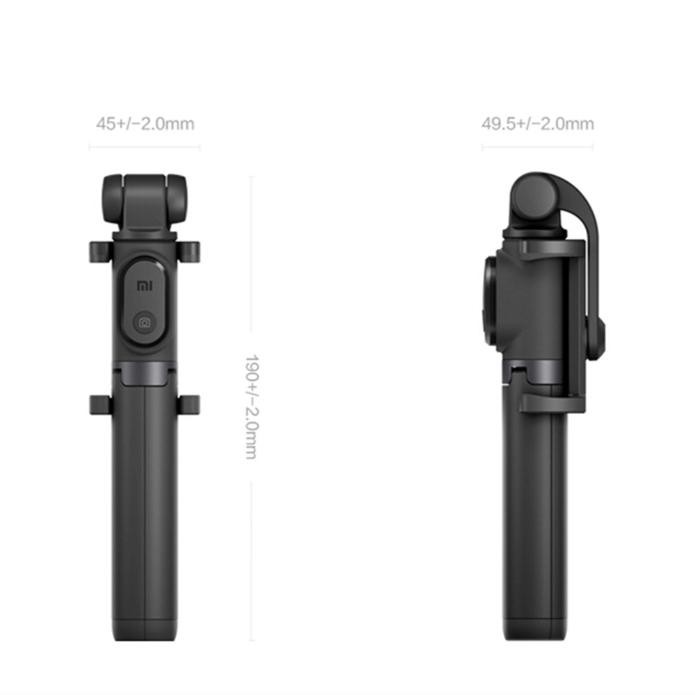 Xiaomi Mi Tripod Selfie Stick Wireless Bluetooth Remote Control Portable Monopod Extendable Handheld Holder For Mobile Phones