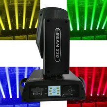 Super 230w 7r Beam Light 100-240v & 20 Dmx512 Channel Moving Head Professional Stage& Dj/Party/Stage Lighting Effect - MZM Factory Discount Store store