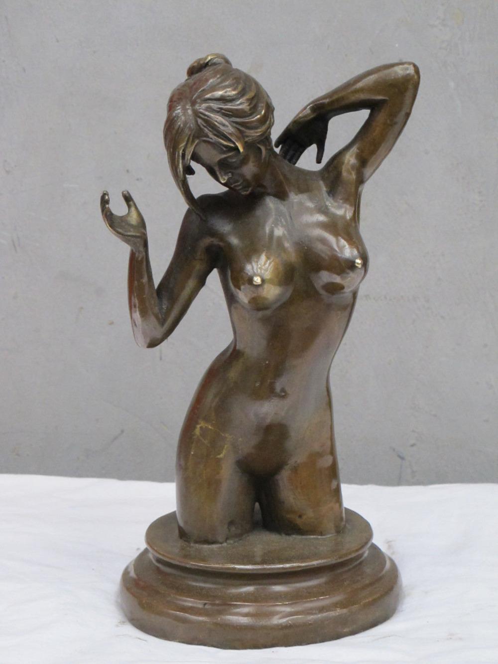 Скульптура голой девушки фото 19 фотография