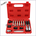 13pcs Alternator Freewheel Pulley Removal Engine Tool Set Professional Auto Tool Set