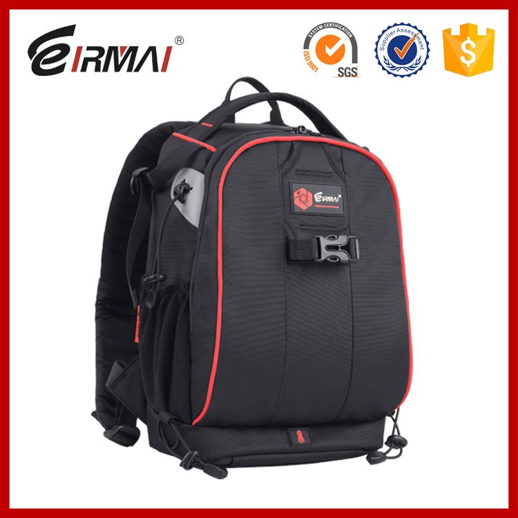 SLR camera bag camera bag red digital camera bales SLR photography backpack(China (Mainland))