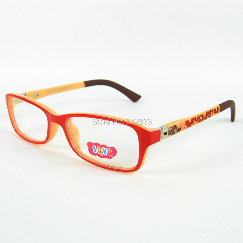 Classic Children PC And Metal Frame Myopia Optical Glasses ...