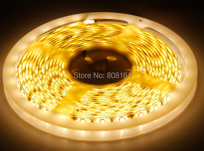 non Waterproof LED strip flexible light SMD5630 14w/m 12V 60 led/m white/blue/green etc. DHL - Professional Wholeseller store