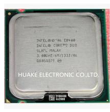 High Quality Intel Core 2 Duo E8400 CPU Processor  3.0Ghz/ 6M /1333GHz  Socket 775(China (Mainland))