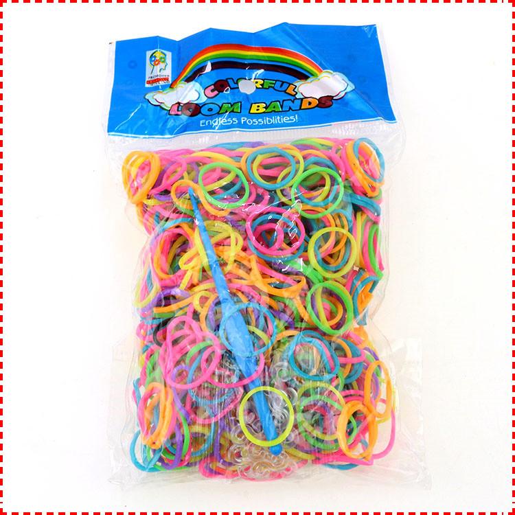 Gum For Bracelets  Loom Bands Rubber Bands Bracelets  (4)