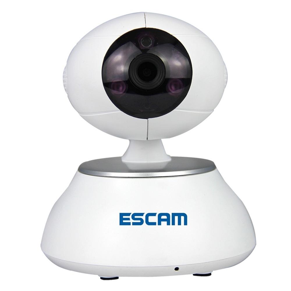 ESCAM Super Egg QF550 HD 720P Alarm Wifi IP Camera Wireless Smart 1.0MP Network CCTV Security Camera Home Protection