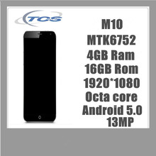 New Original Real MTK6752 Octa core 4GB Ram 16GB Rom Phone 13MP Android Smart phone Mobile Phone(China (Mainland))