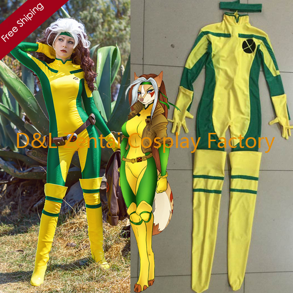 x Men Rogue Halloween Costume 2015 Halloween Costume X-men