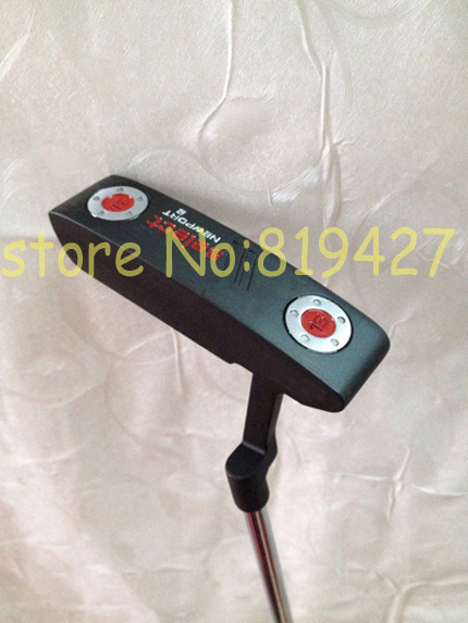 клюшка для гольфа , Newport2 33/34/35 1 golf putter golf putter steel color tour only 2 33 34 35 inch high quality cnc putter free shipping