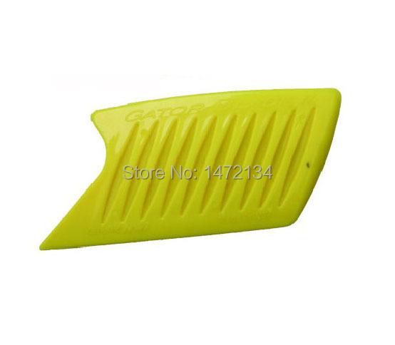 2 шт. 9 x 5 см небольшой милый автомобиль главная окно тонировка оттенок инструмент пластиковые желтый красный новый