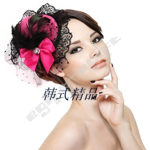 2012 sweetday 5 colors formal dress wedding hat Sinamay Fascinator with Feather for special occasion