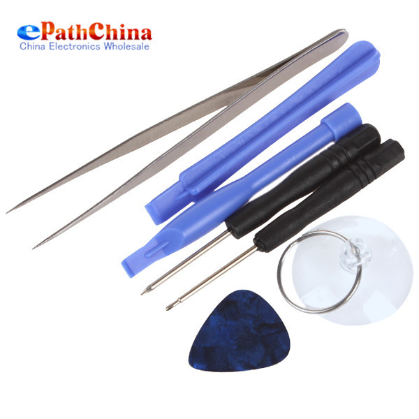 NEW Opening Disassembly Repair Tool Set Kit + Mini Screwdriver For Mobile Phone Digital Products(China (Mainland))