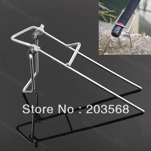 Brand New Practical Fishing Accessory Adjustable Rod Pole Bracket Holder Fishing Tool For Beauty Tool