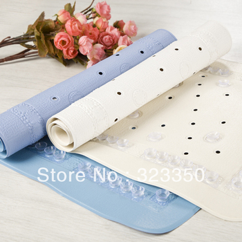hot&new,high quality bath mat, 36cm*69cm non-slip bathroom rug,3 color available,1 pc in a bag,free shipping via CPAM