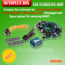 Octoplus Box Activated for LG+Samsung+Medua JTAG Activation +SE Fuction 4 IN 1 (Packaged with 22pcs cables) For samsung ......(China (Mainland))