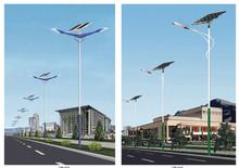 Yawei 4 m 6 8 21W30W60W D full set of new rural energy street lights manufacturer Sale