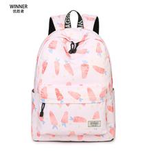 Buy Winner School Backpack Women Children Schoolbag Back Pack Leisure Korean Ladies Knapsack Laptop Travel Bags Teenage Girls for $21.62 in AliExpress store