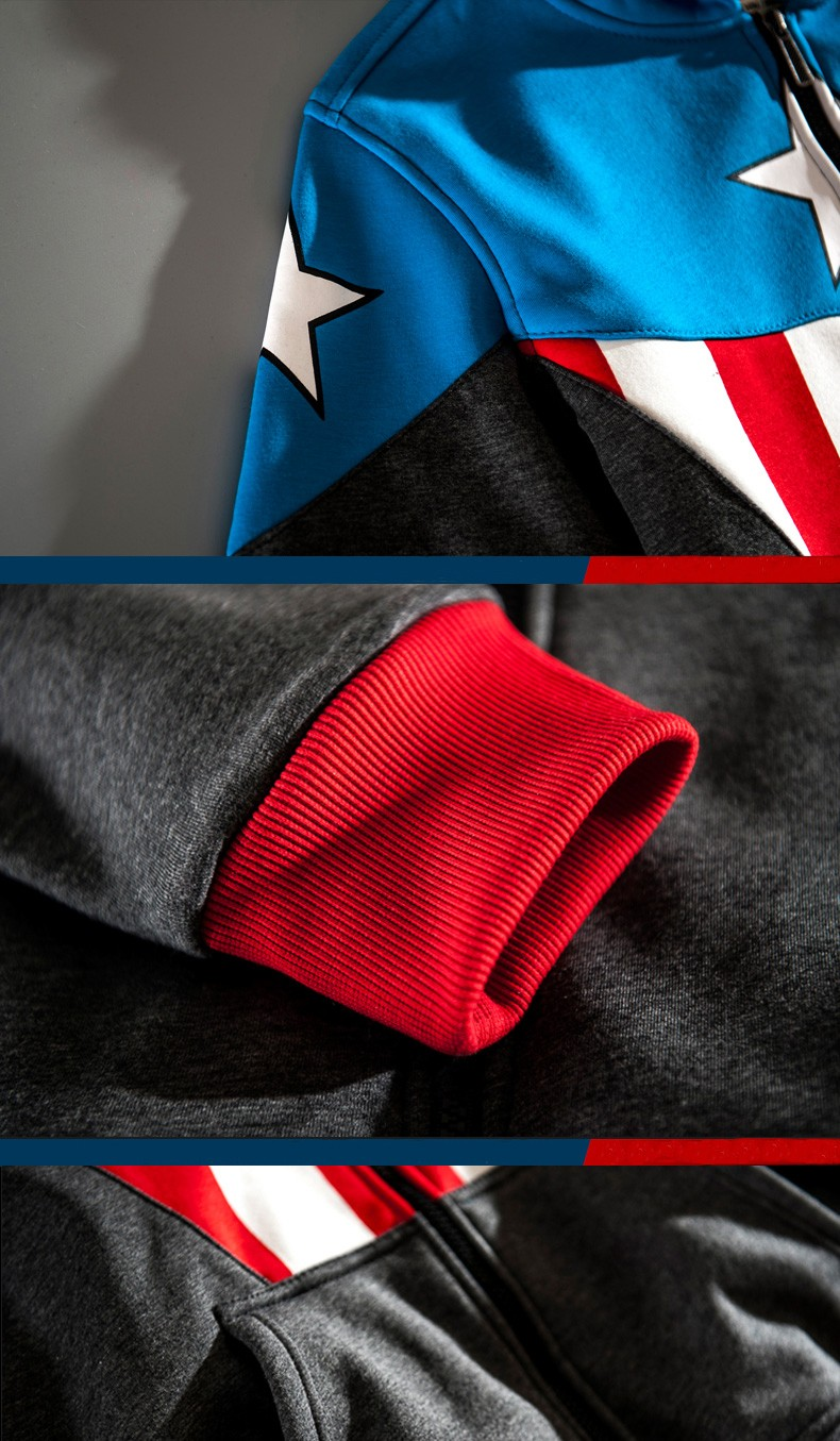Captain American Clothing 10