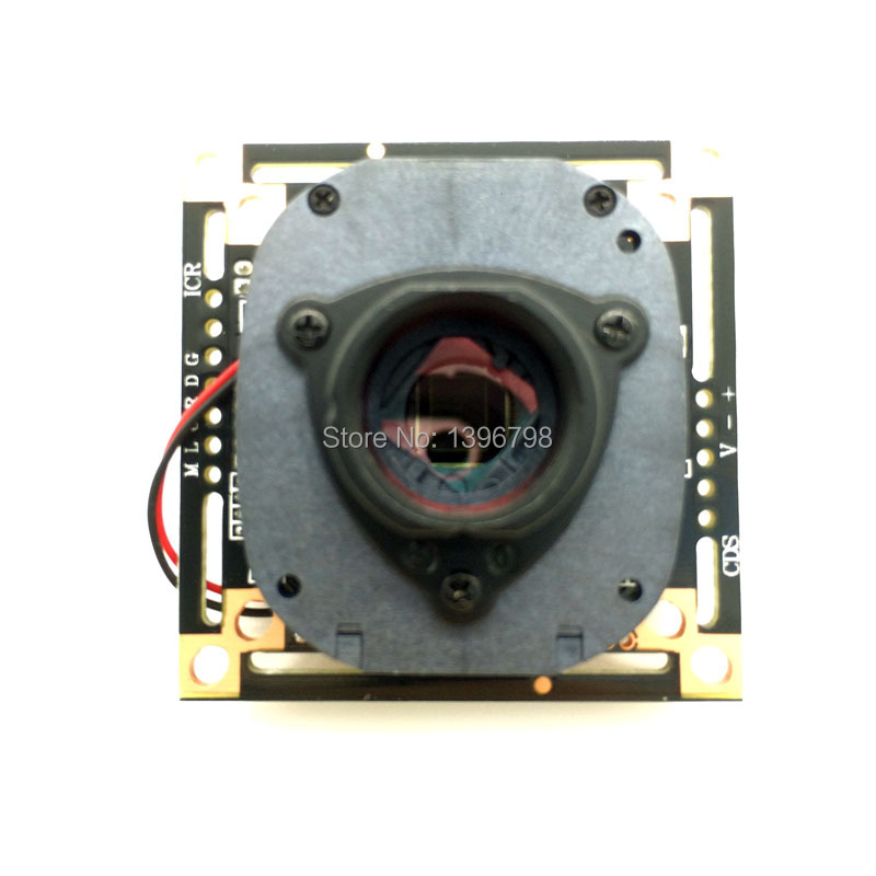 1.3MegaPixel 1280*960 AHD 960P Camera Module Circuit Board , 1/3″ CMOS NVP2431H + AR0130 PCB Board+ HD IR-CUT dual-filter switch