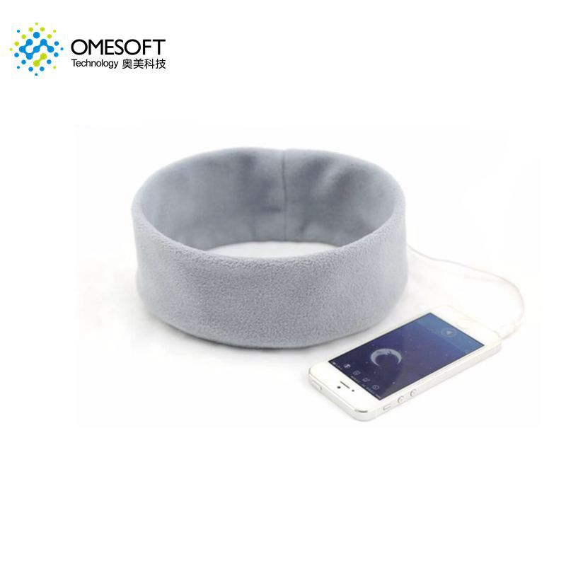 2015 Made in China NEW Product with Built-in Headphones sleeping music headband(China (Mainland))
