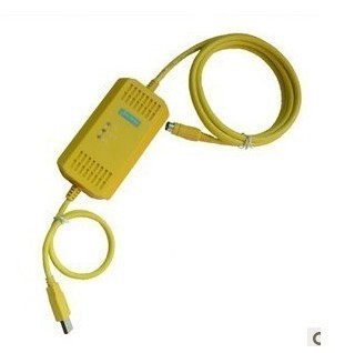 Mitsubishi PLC Programming Cable USB-SC09-FX+ V3.0 imported chip opto isolation(China (Mainland))
