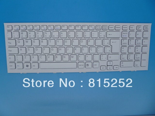 Laptop Keyboard For SONY VPC-EH VPCEH BR (White Frame)Aehk1600020 V116646f 148971711<br><br>Aliexpress