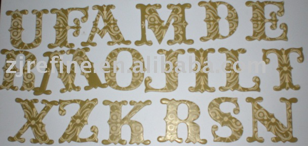 Chipboard letters on aliexpresscom alibaba group for Where to buy chipboard letters