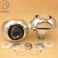 Car Styling 2 5 HID H1 Bi Xenon Projector Headlights Lens LHD RHD SMAX 3 0