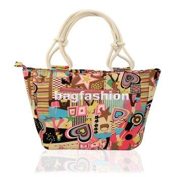 Women's canvas shopping bag Handbags fashion extra large beach bags Tote Shoulder Bag  drop shipping 5797