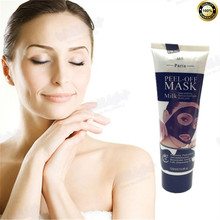 Buy Milk Mask Skin Repair Face Mask Skin Care Treatment Mask Whitening Ageless Anti Winkles 0 fee Black mask 120ml for $3.84 in AliExpress store