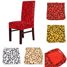 Spandex Stretch Dining Chair Cover Machine Washable Restaurant For Weddings Banquet Folding Hotel Chair Covering(China (Mainland))