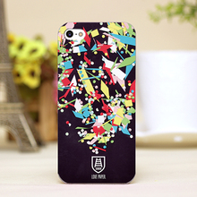 pz0022-6 dropping fragment Virgo Design cellphone casess For iphone 4 5 5c 5s 6 6plus Hard transparent Skin Shell cover cases