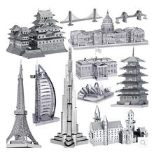 New High Quality Metallic Steel  Nano Intelligence 3D battlefleet gothic Steamer Ship Puzzle Model No Glue Toy Gift Decoration(China (Mainland))