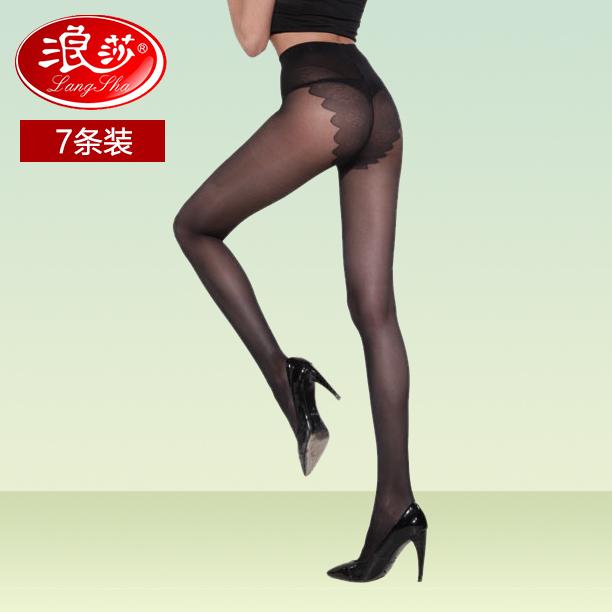 2015 hot seller Langsha summer anti-hook wire stockings pantyhose ultra-thin stockings(China (Mainland))