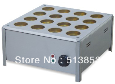 Hot Sale 16pcs 220v Electric Bean Waffle Machine<br><br>Aliexpress