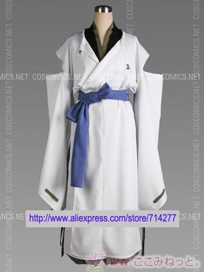 Free shipping Custom Cheap Soushi Cosplay Costume (Kimomo) from Inu x Boku SS