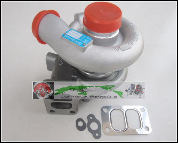 Turbo For CATERPILLAR CAT E320B Excavator 320 E320L 1999- Mitsubishi S6K Gasket TD06H-16M 49179-02230 5I7589 5I7952 Turbocharger(China (Mainland))