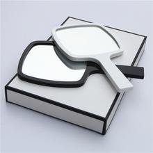 New fashion brand acrylic makeup mirror / 2016 high-quality portable vanity mirror(China (Mainland))