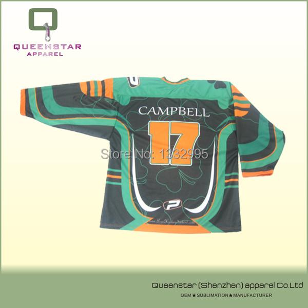 wholesale ice hockey goalie jerseys team canada(China (Mainland))