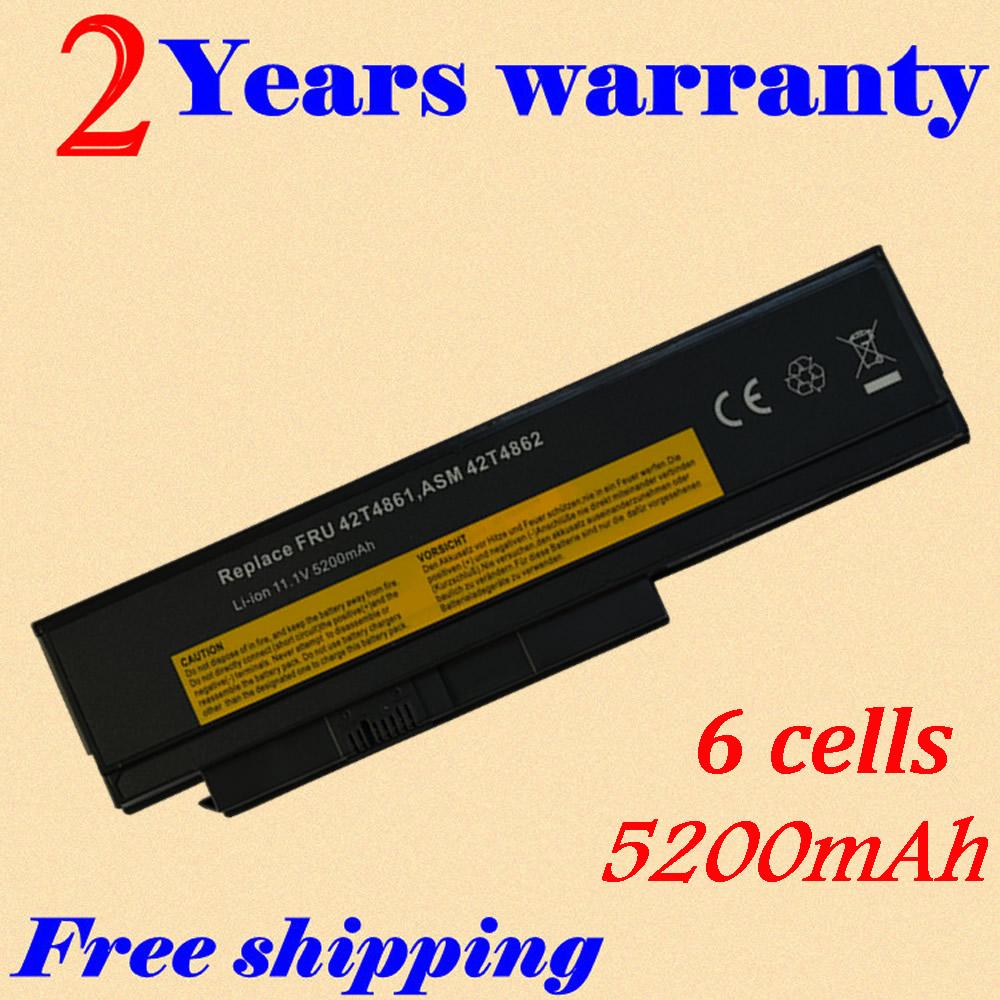 Laptop Battery For Lenovo ThinkPad X220 X220i FRU 42T4865 42Y4874 42Y4864 42Y4868 42Y4874