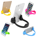 Thumb Phone Table Mount Stand Bracket Universal Mobile Cell Phone Holder for iPhone 5S 6 6S